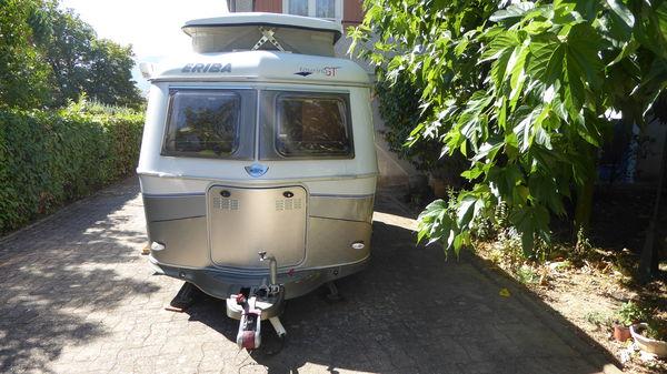 Caravane surbaissée Eriba Triton occasion