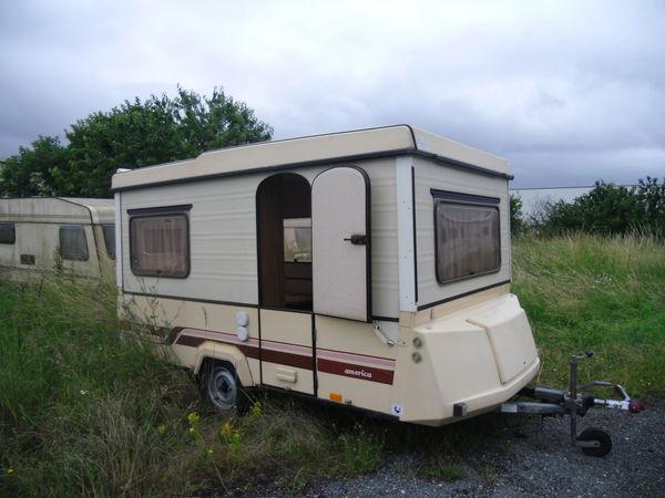 caravane pliante rigide occasion annonces de caravanes d autos post. Black Bedroom Furniture Sets. Home Design Ideas
