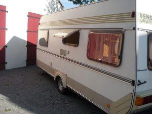 caravane fendt 470 na occasion caravane occasion. Black Bedroom Furniture Sets. Home Design Ideas