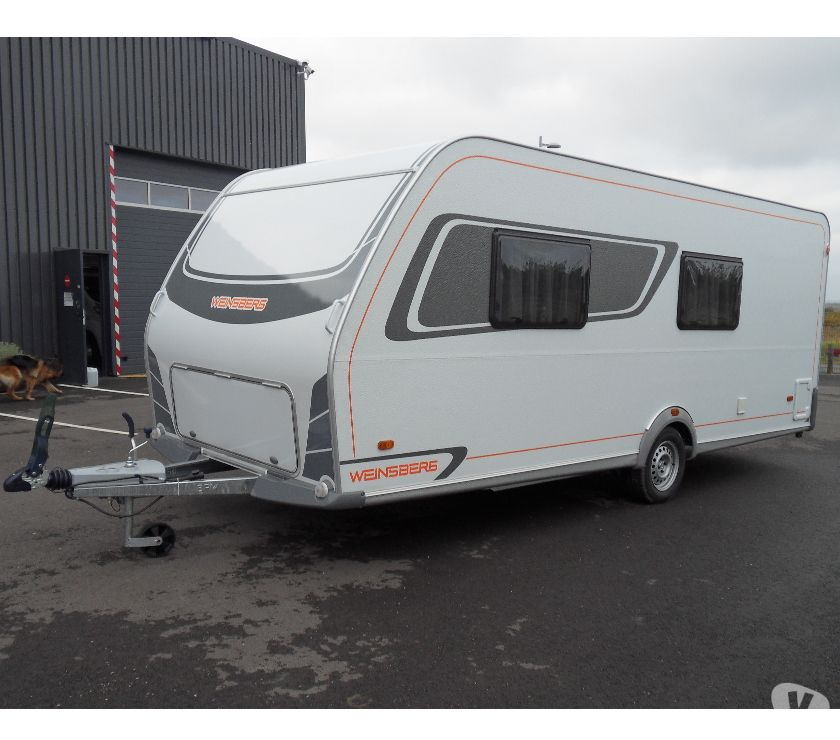 Caravane occasion Weinsberg 500 XD