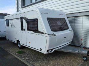 caravane eriba nova 465 grand luxe neuve caravane occasion. Black Bedroom Furniture Sets. Home Design Ideas