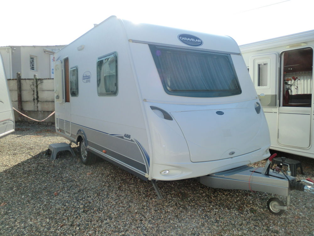 Caravane occasion Caravelair Ambiance Style 455 CP