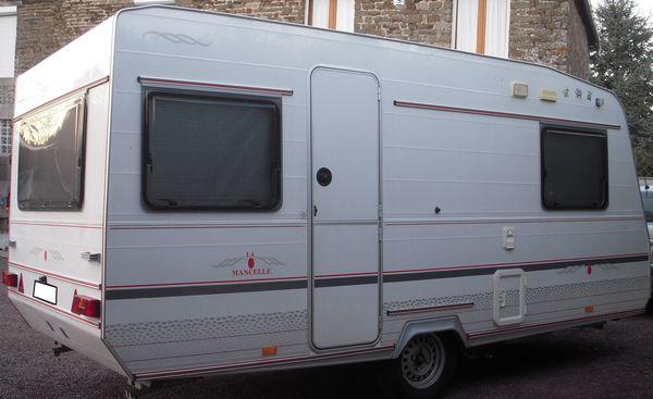 Caravane La Mancelle 440CL occasion