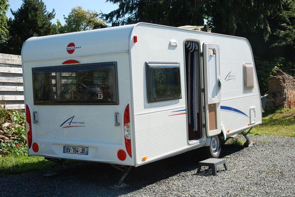 Caravane Bürstner Averso 460 TS occasion