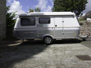 caravane eriba troll 530 touring gt caravane occasion. Black Bedroom Furniture Sets. Home Design Ideas