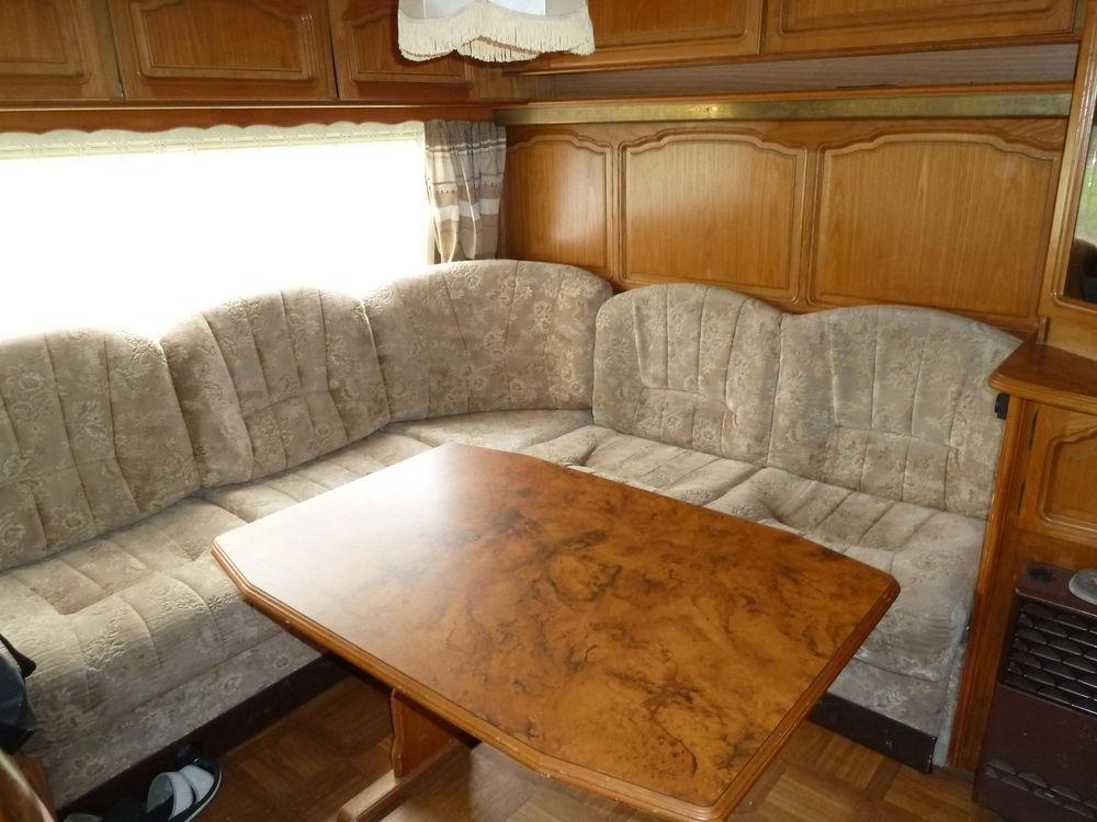 Caravane occasion tabbert comtesse 660 caravane occasion - Salon de la caravane d occasion ...