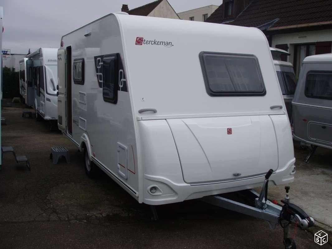 Caravane neuve Sterckeman Starlett Comfort 400 UL