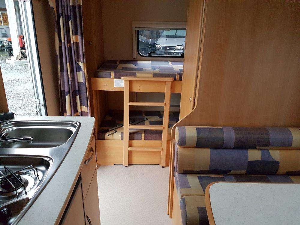 caravane occasion sterckeman starlett 470 pe caravane occasion. Black Bedroom Furniture Sets. Home Design Ideas