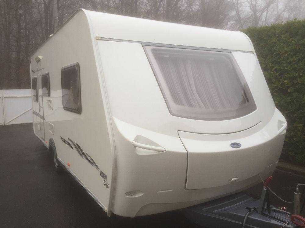 Caravane occasion Caravelair Eden Spécial 540