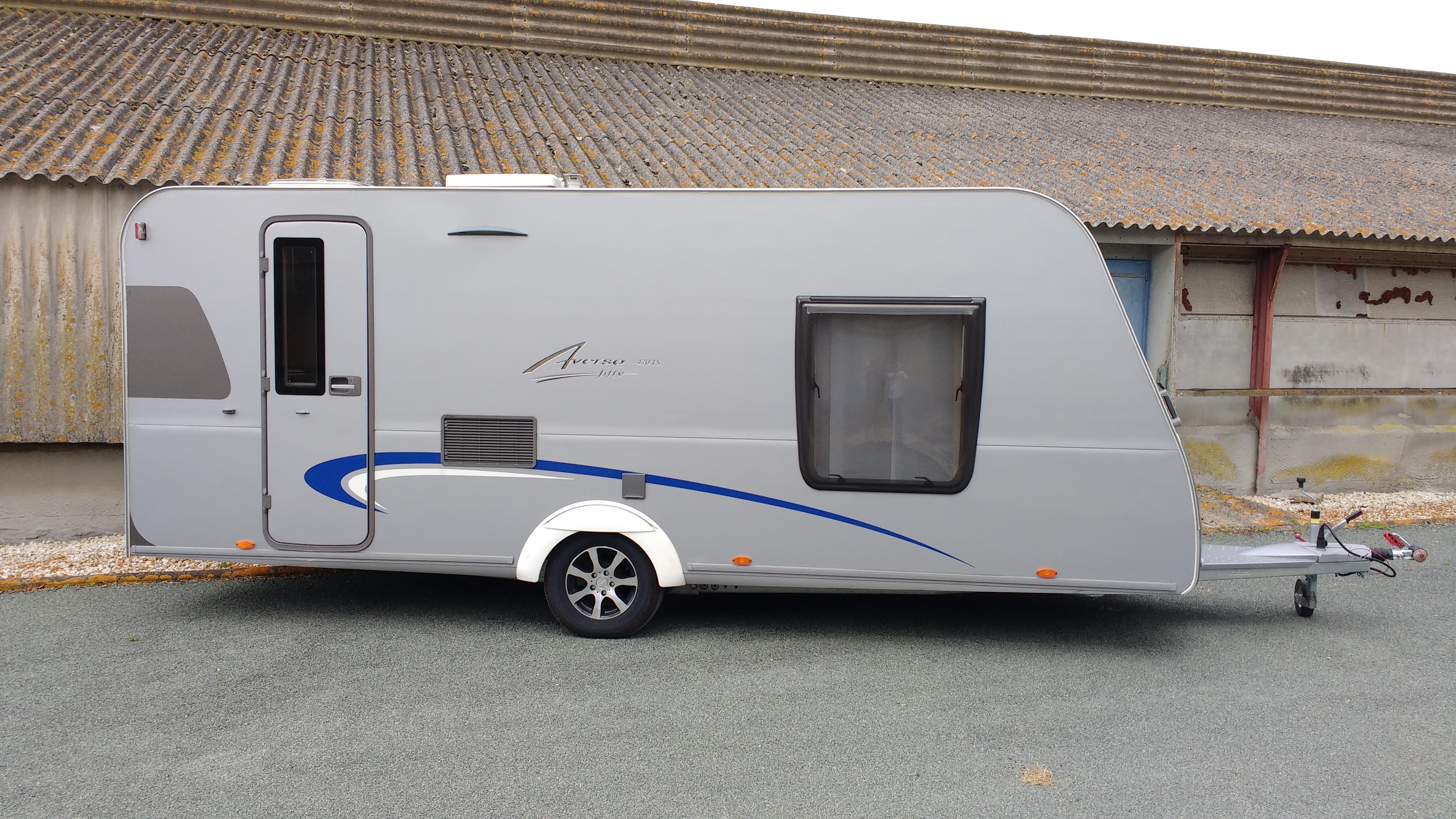 Caravane occasion pays de la loire annonces de caravane for Chassis fenetre occasion
