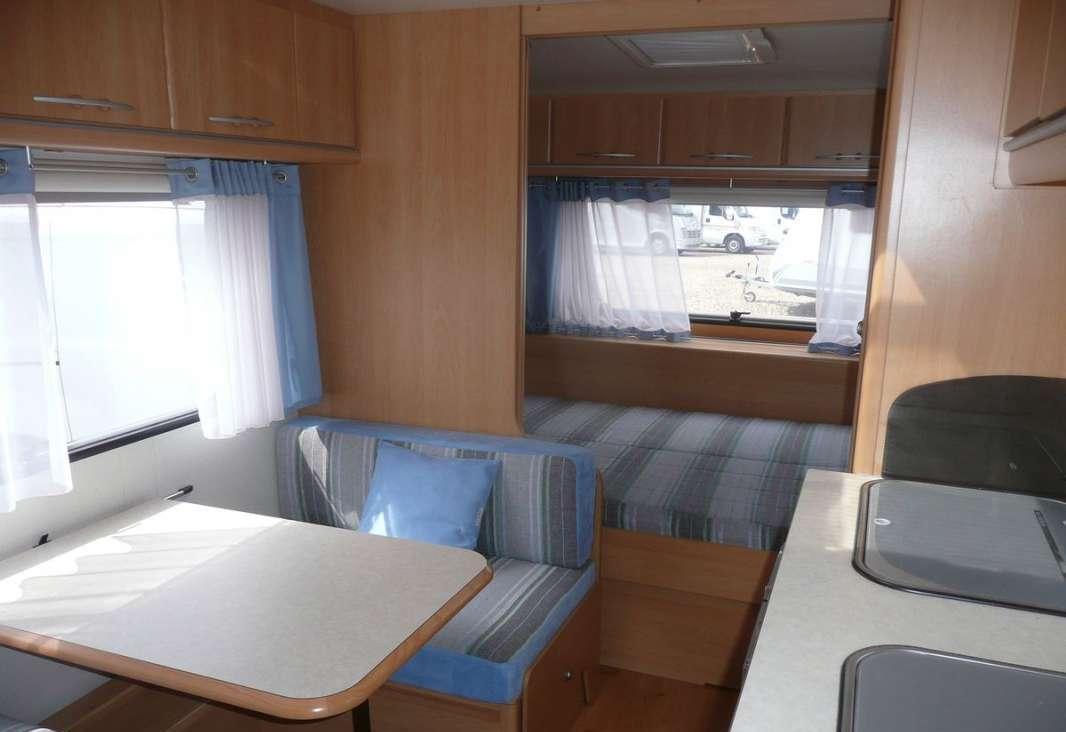 Caravane occasion normandie annonces de caravane occasion for Caravane chambre