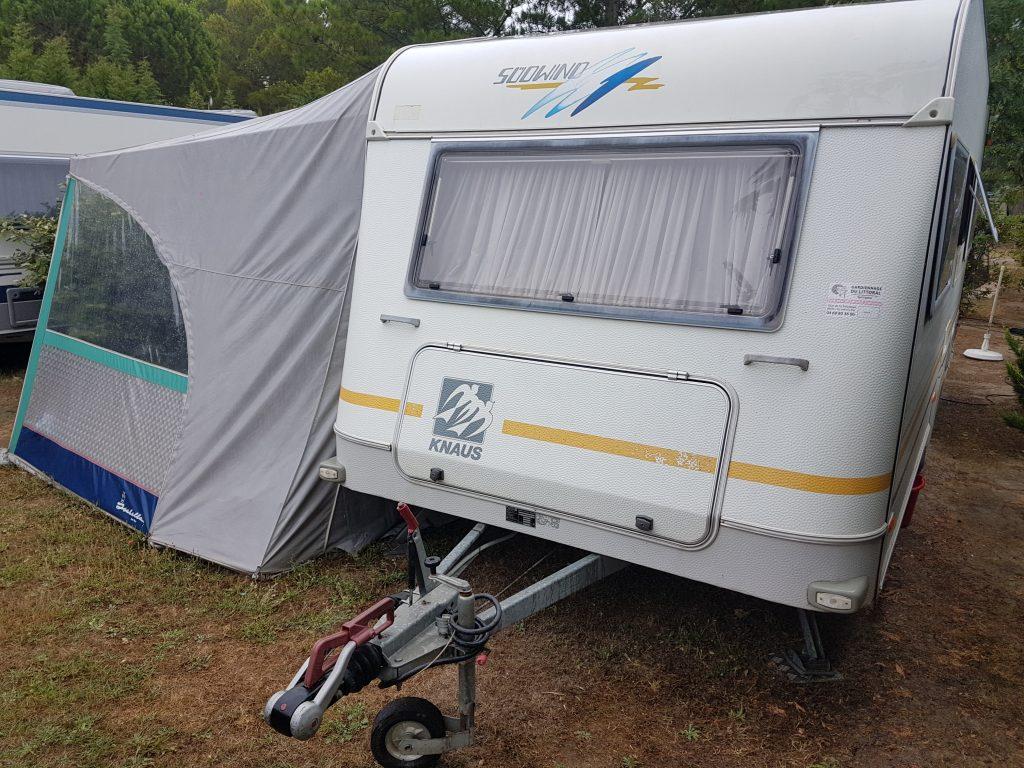 knaus sudwind 495 tf caravane occasion. Black Bedroom Furniture Sets. Home Design Ideas