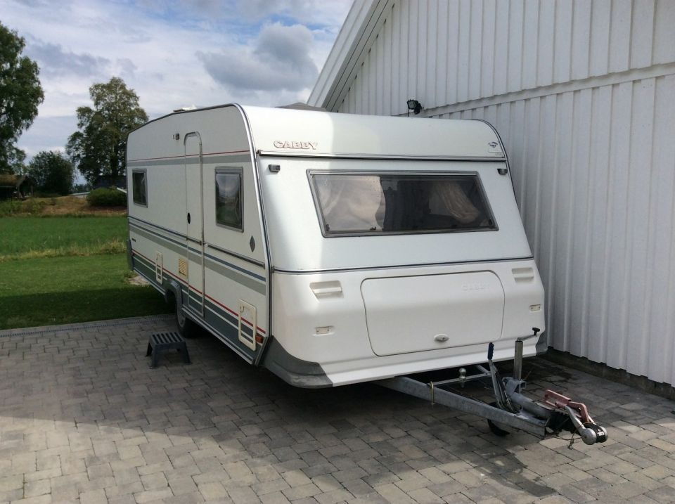 Caravane Cabby C58