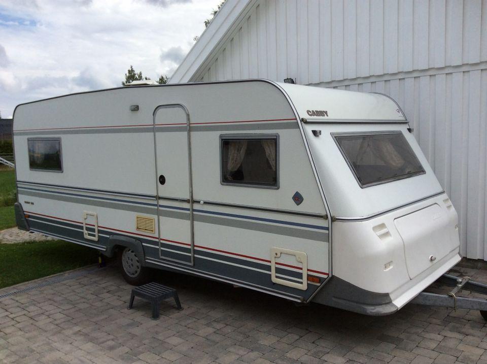 caravane cabby c58 caravane occasion. Black Bedroom Furniture Sets. Home Design Ideas