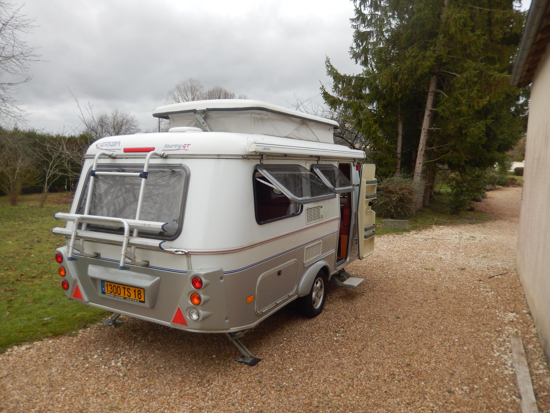 caravane eriba triton 430 gt caravane occasion. Black Bedroom Furniture Sets. Home Design Ideas