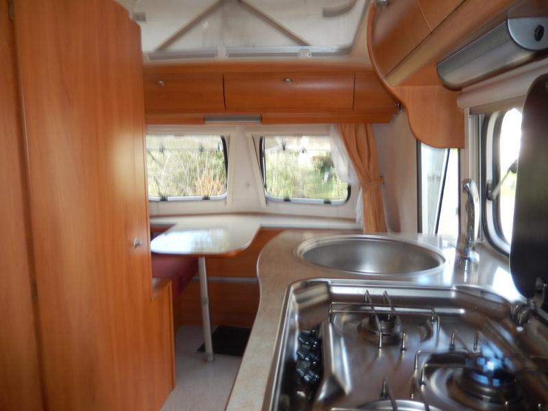 caravane eriba triton 430 gt