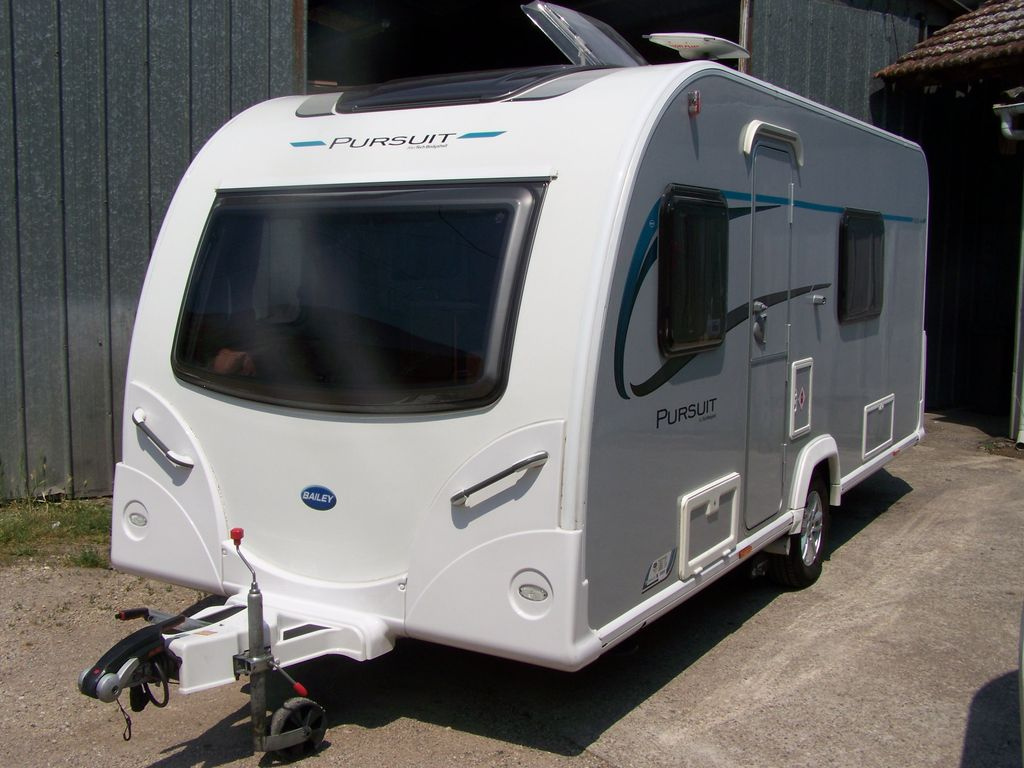 Caravane BAILEY PURSUIT 430-4