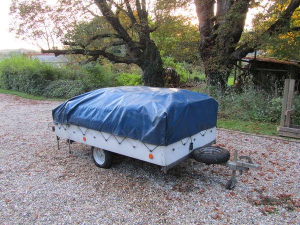 Caravane en toile pliante Weinsberg occasion