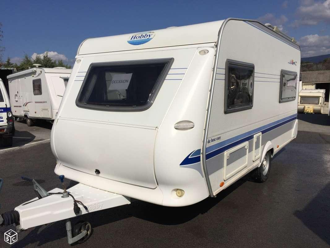 Caravane Hobby de luxe Easy occasion