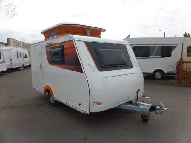 Caravane surbaissée Trigano Mini Silver 290 neuve