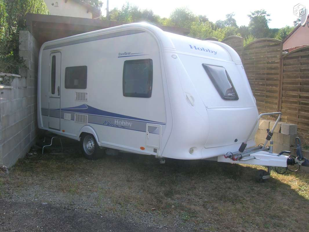 Caravane Hobby Excellent 410 SFE occasion