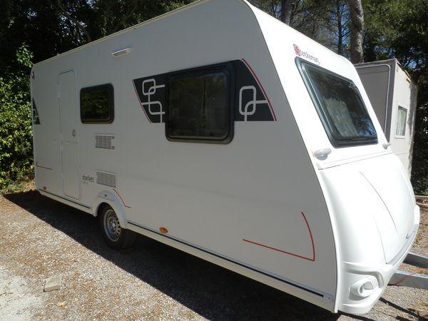 Caravane familiale Sterckeman Starlett 470 PE occasion