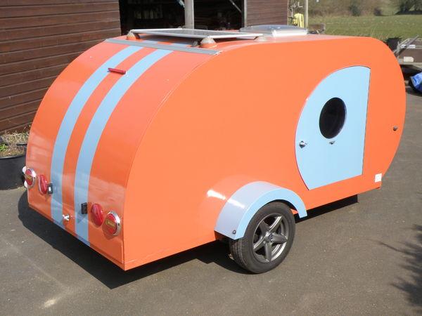 Caravane moderne Teardrop occasion