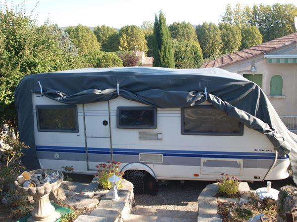 Caravane Hobby De Luxe occasion