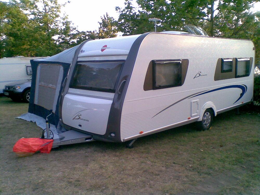 Caravane Bürstner Belcanto 535 TL occasion