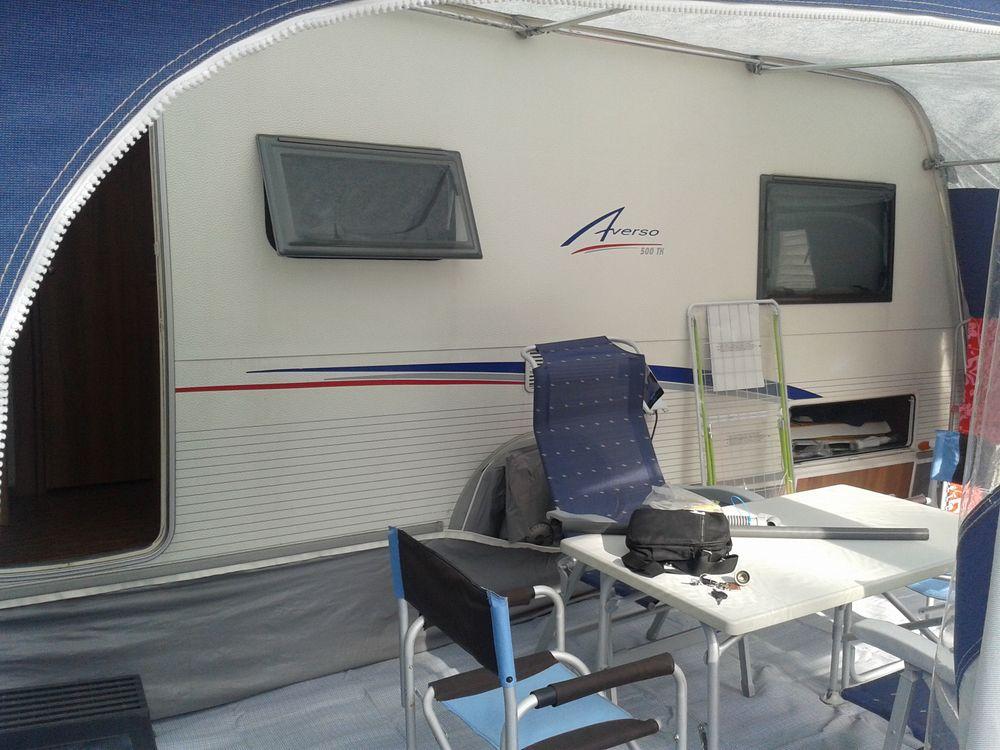 Caravane Burstner Averso 500 TK occasion