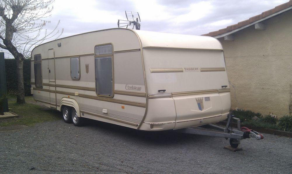 Caravane occasion Tabbert Comtesse 660