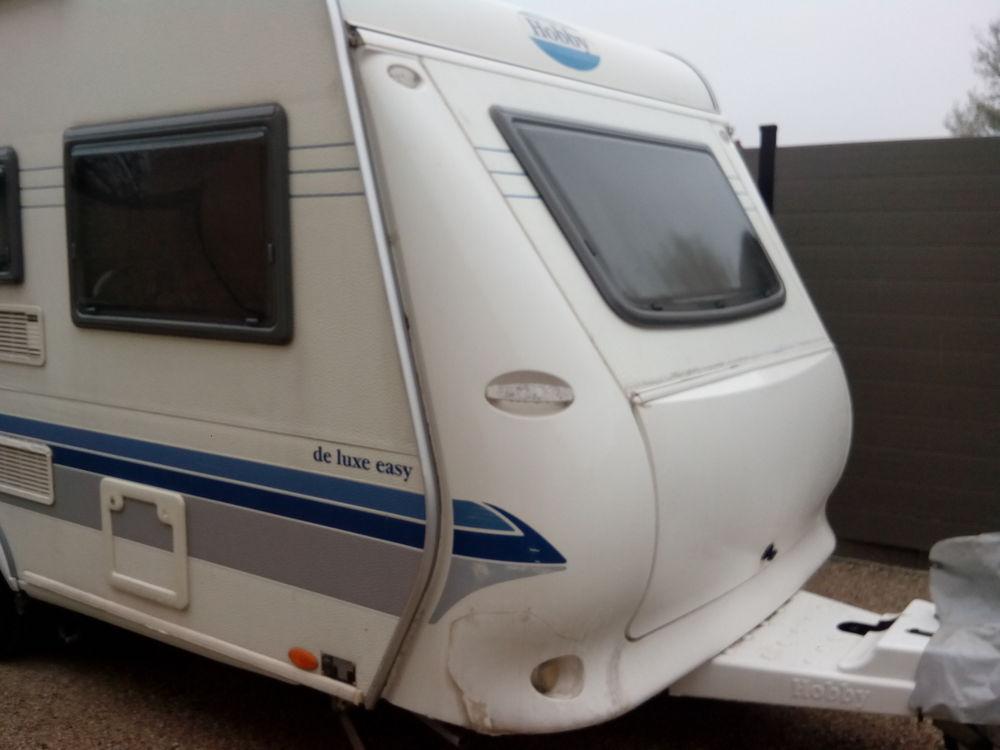 Caravane Hobby 450 UF occasion
