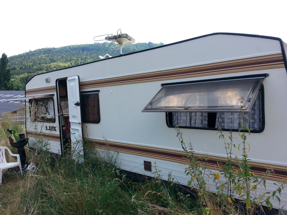 Caravane Bürstner Lux occasion