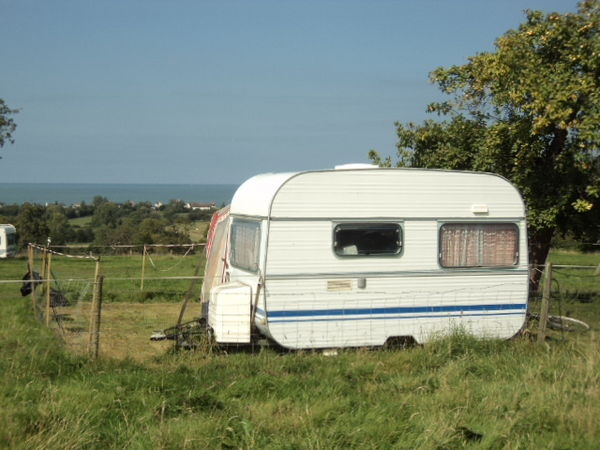 Caravane occasion vintage Adria de 1979
