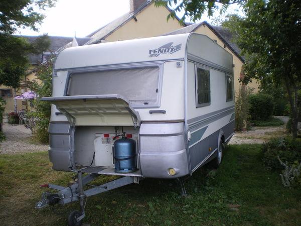 Caravane occasion Fendt 450 A1