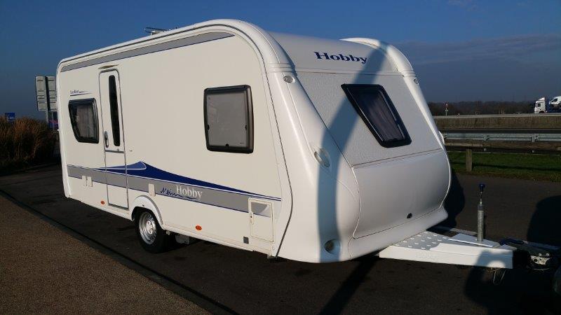 Caravane occasion HOBBY 460 UFE Excellent