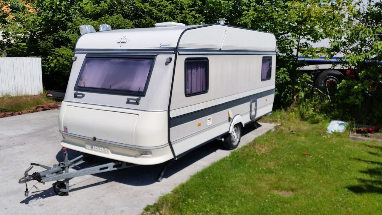 Caravane Hobby 1020