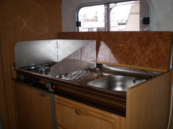 Caravane Bahia 5m40