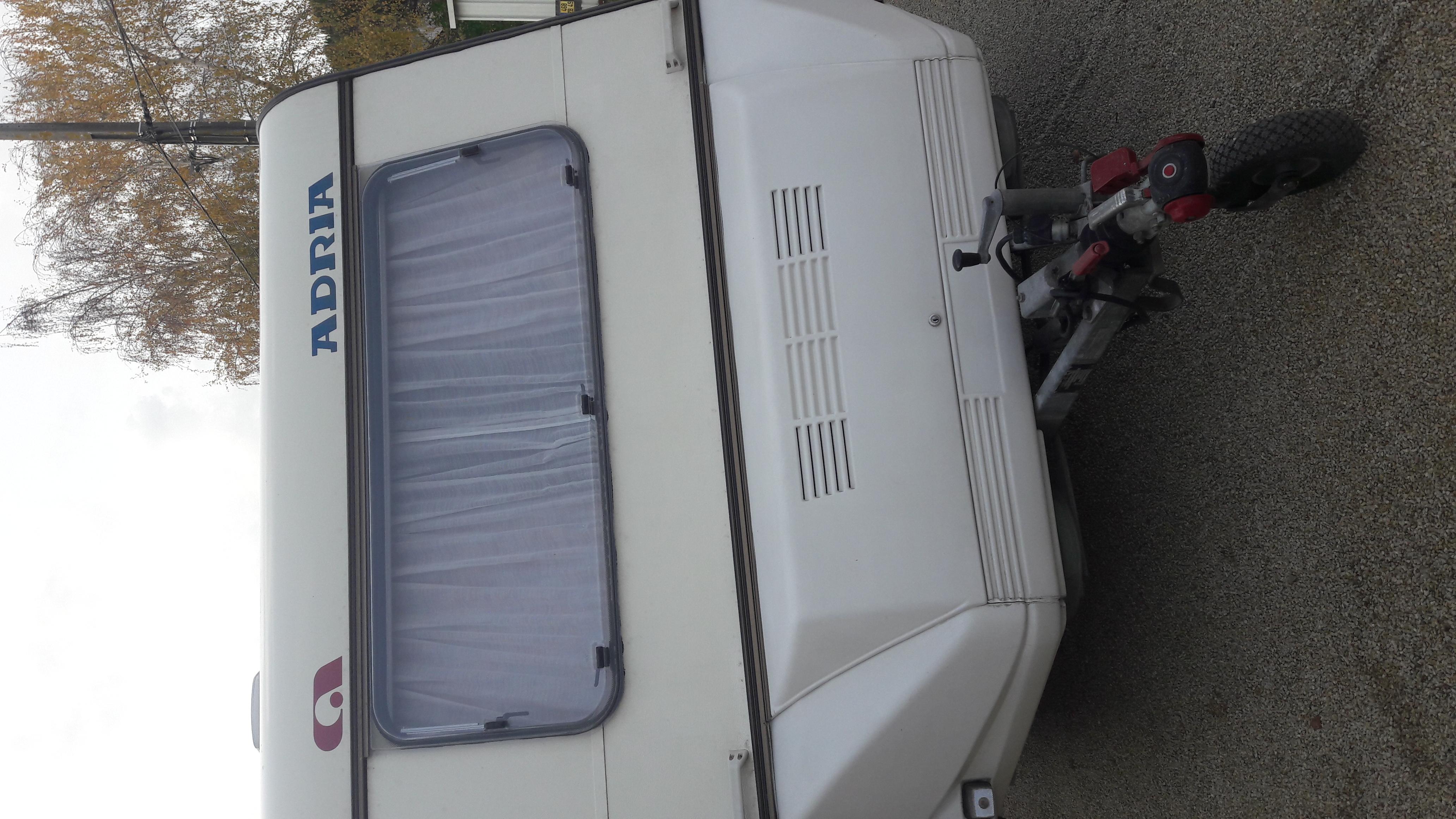Caravane ADRIA OPTIMA 420 CP