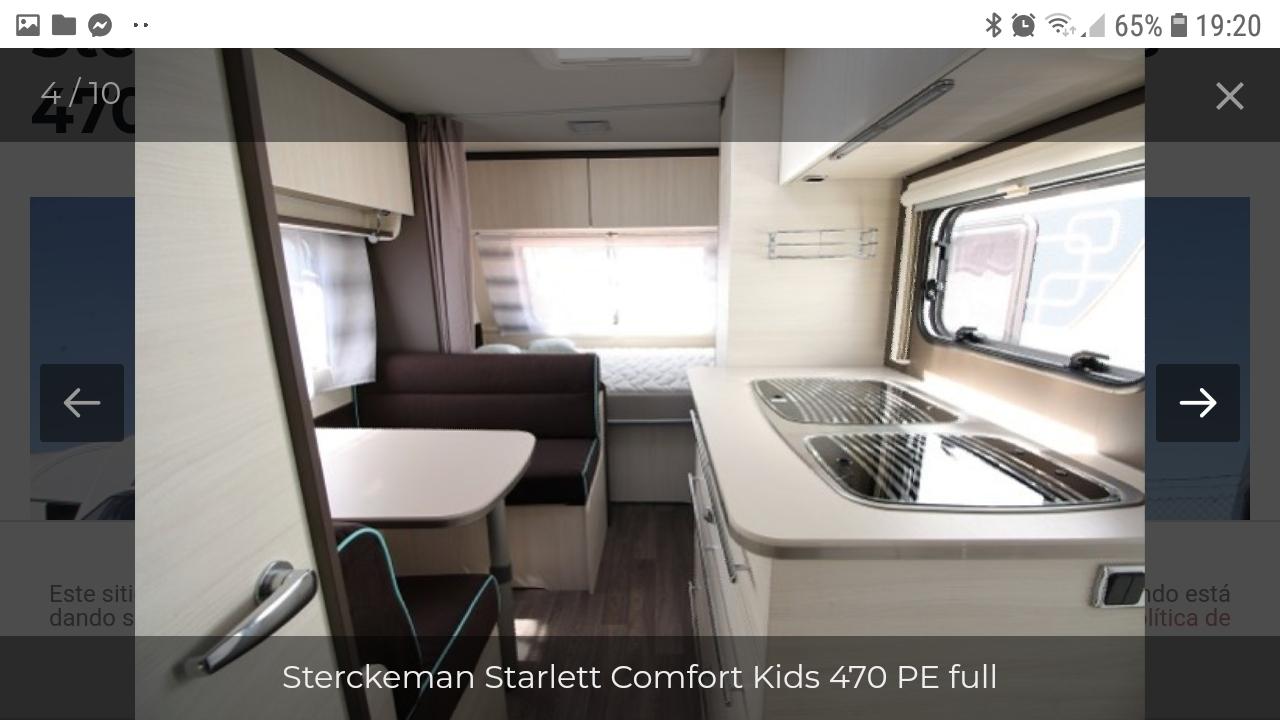 Sterckman starlett 470PE kid  confort