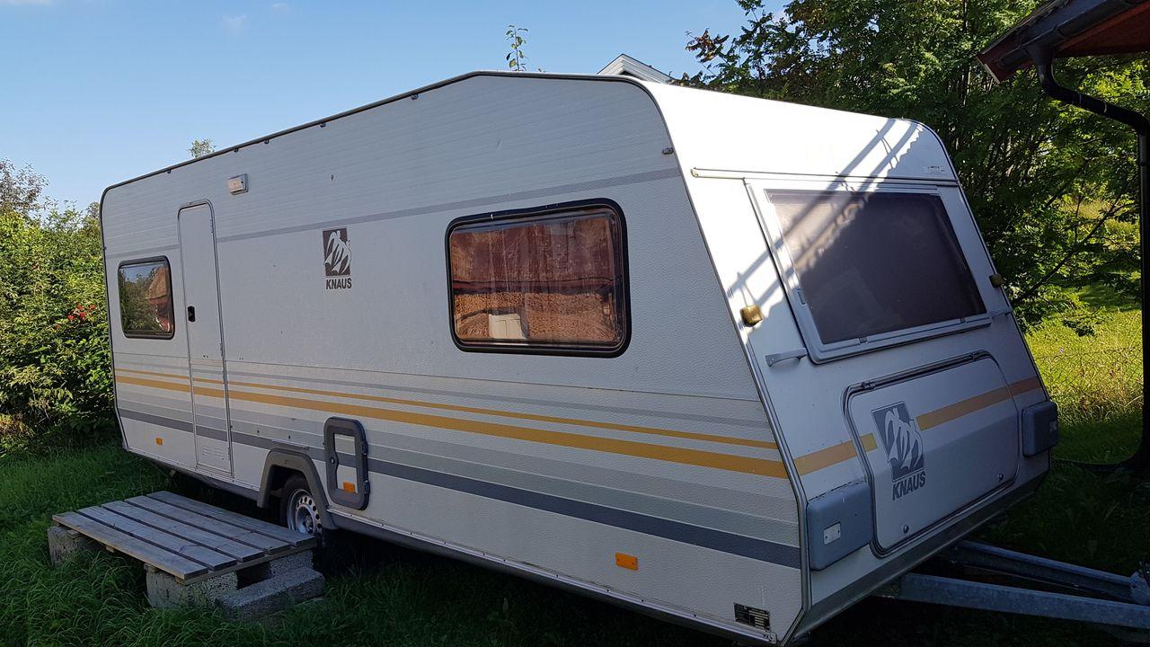 Caravane Knaus SW530