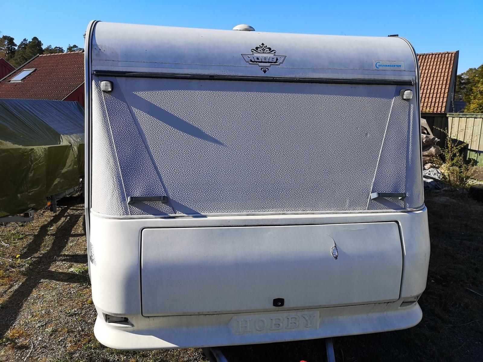 Caravane hobby 545 Prestige